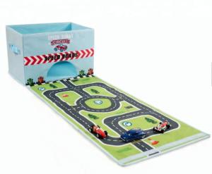 toy car storage box